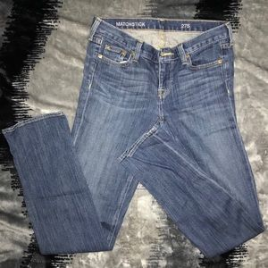 J Crew Matchstick Jeans Size 27